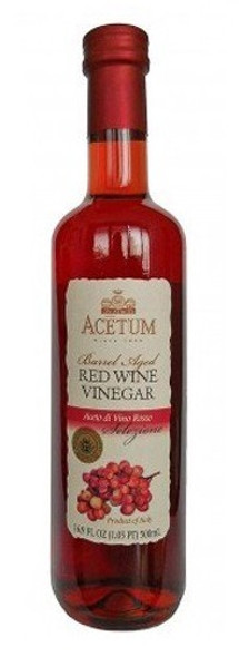Acetum Red Wine Vinegar Selezione (500ml)