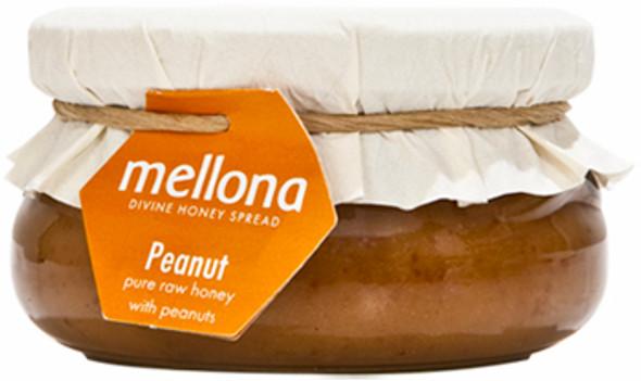 Mellona Raw Peanut Honey (230g)