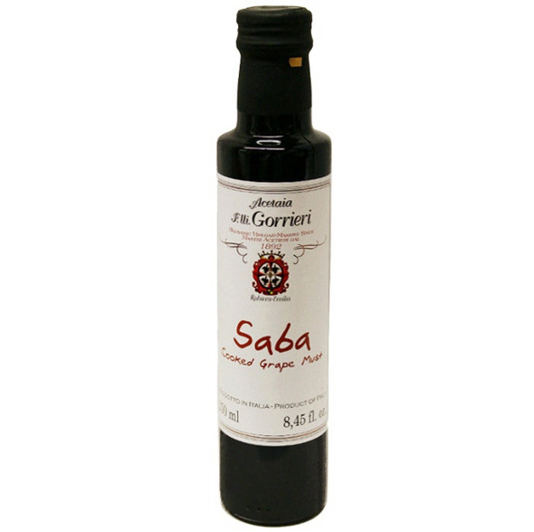 Acetaia F.lli. Gorrieri Cooked Grape Must Saba (250ml)