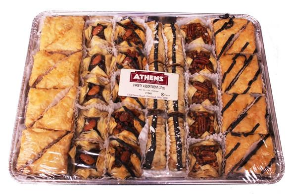 Baklava Variety Athens 37pc (5lb)