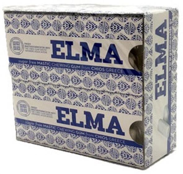 Mastic Gum Sugar Free ELMA 10x10pc (130g)