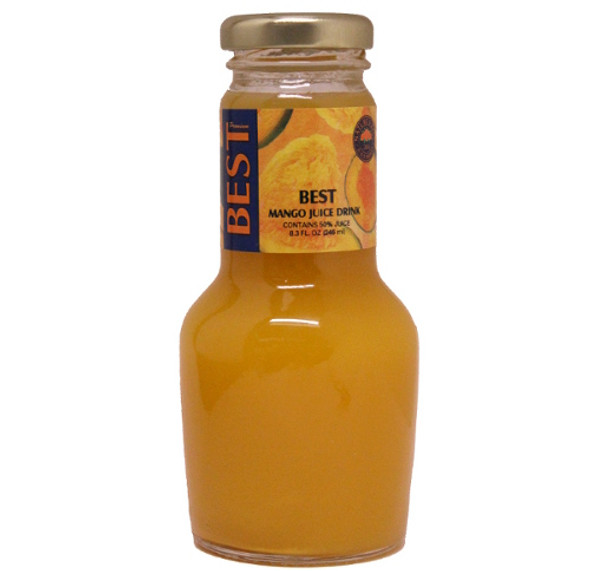 Mango Juice BEST (8.3oz)
