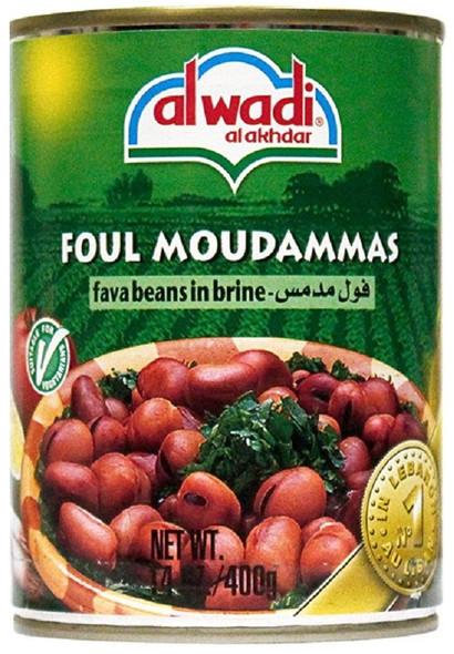 Foul Moudammas Alwadi (14oz)