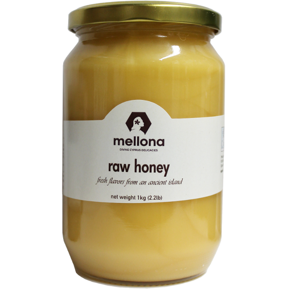 Mellona Raw Honey (1kg)