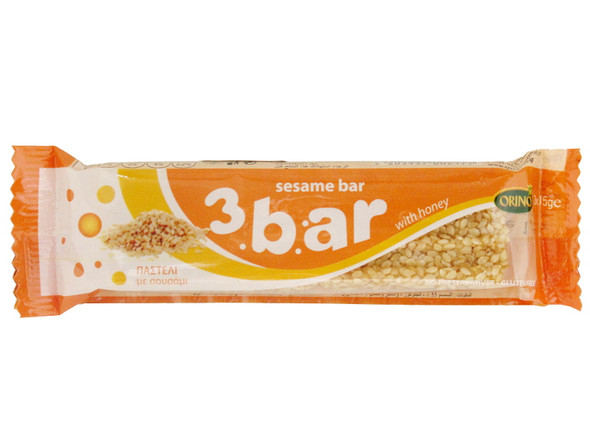 Pasteli 3-Bar Orino (45g)