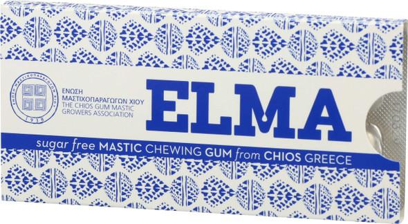 Mastic Gum Sugar Free ELMA 10pc (13g)