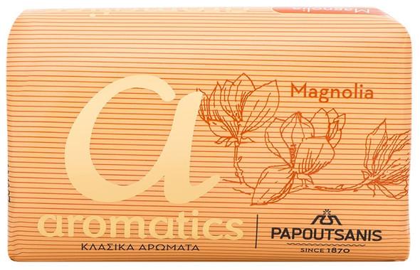 Magnolia Soap Papoutsanis (125g)