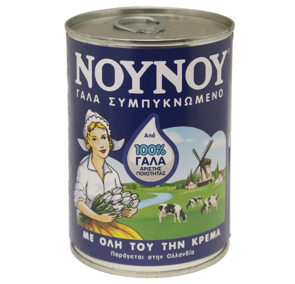 NOYNOY Full Cream Evaporated Milk (14.5oz)