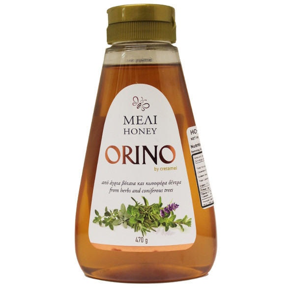 Orino Honey Squeezeable (470g)