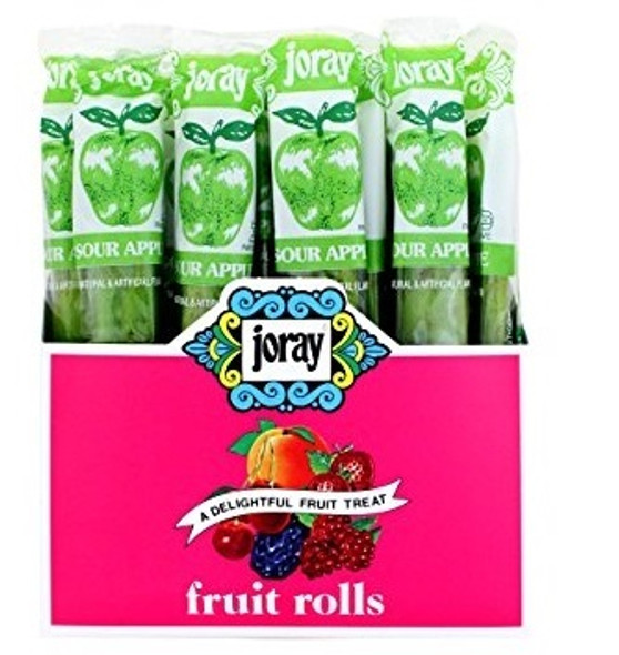 Fruit Roll Sour Apple Joray (1oz)