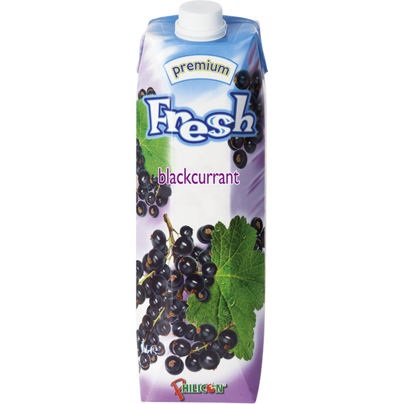Black Currant Juice Fresh (1L)