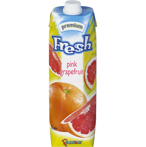 Pink Grapefruit Juice Fresh (1L)