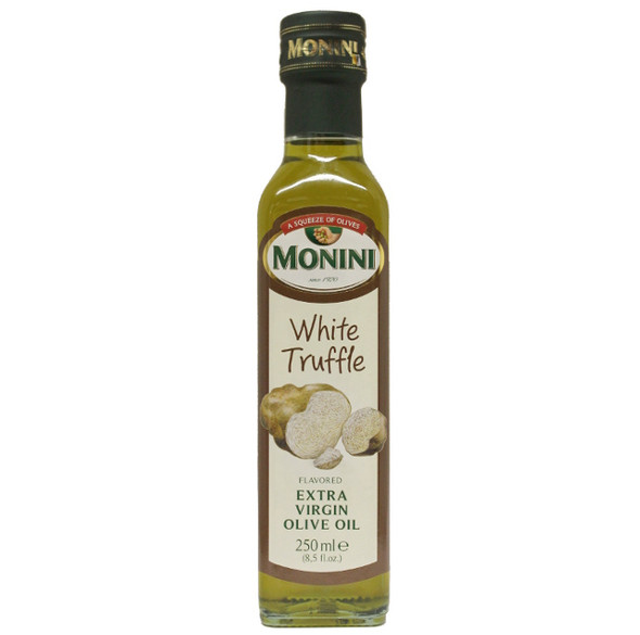 White Truffle Flavored Extra Virgin Olive Oil (250ml)