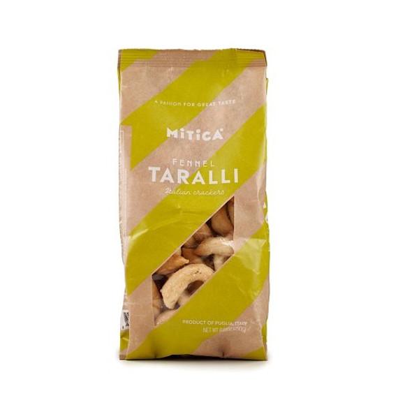 Taralli Finocchio Crackers Mitica (250g)