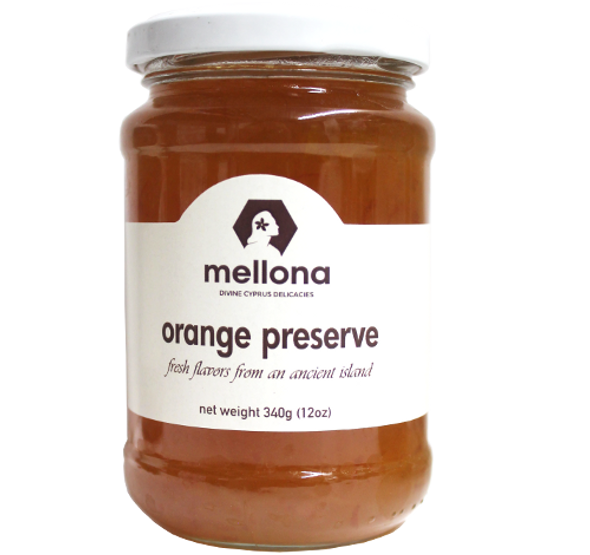 Orange Preserve Mellona (12oz)