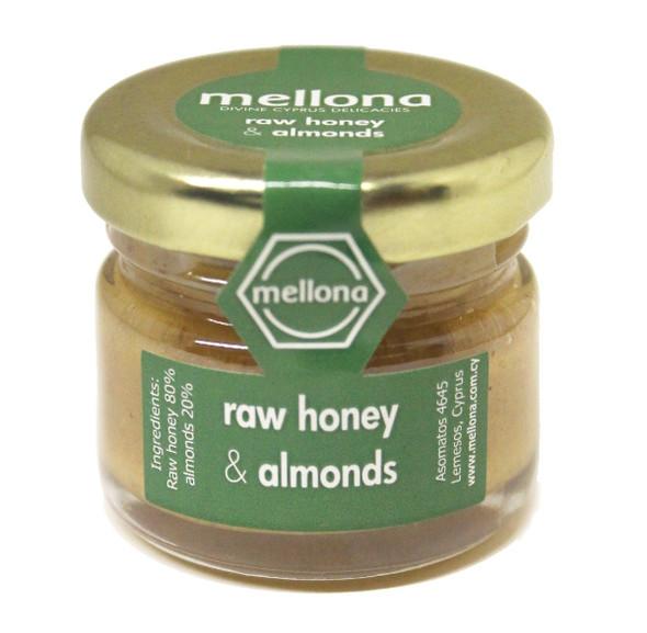 Mellona Raw Almond Honey (28g)