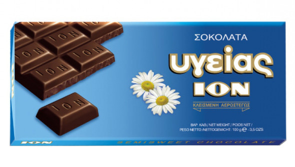Dark Chocolate ION (100g)