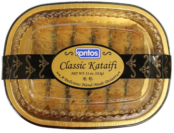 Kataifi Kontos 12pcs (11oz)