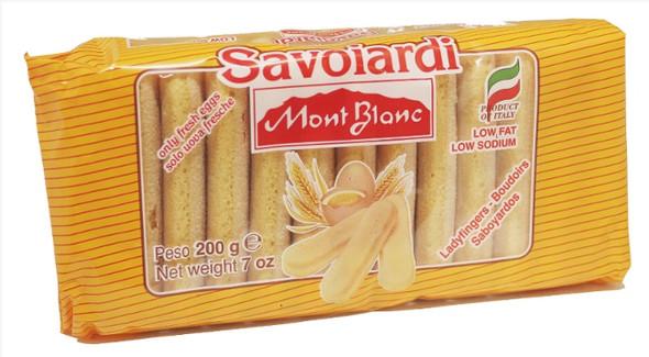 Ladyfingers Savoiardi Mont Blanc (7oz)
