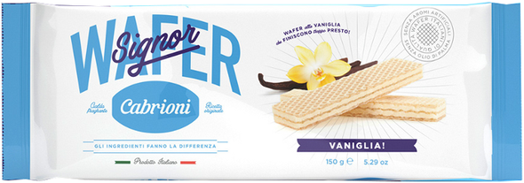 Wafers with Vanilla Cream (5.29oz)