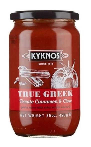 Kyknos Cinnamon & Clove Sauce (25oz)