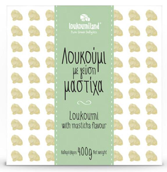 Loukoumi with Mastic Loukoumiland (14oz)
