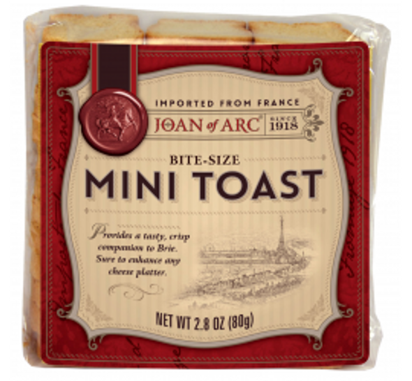 Mini Toast Joan of Arc (2.8oz)