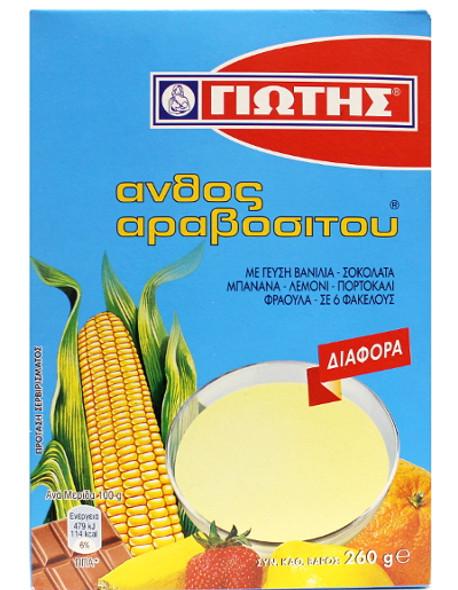Pudding Mix Assorted Flavors Jotis (260g)