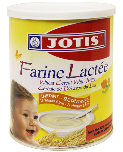 Farine Lactee Jotis Wheat Cereal (300g)