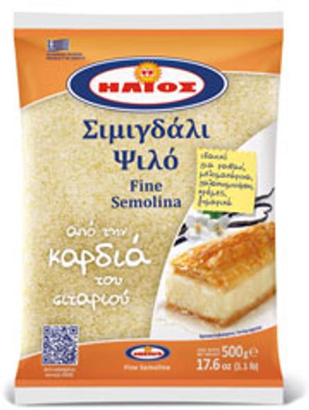 Semolina Flour Fine Helios (17.6oz)