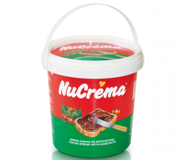 NuCrema Cocoa Hazelnut Spread ION (1kg)