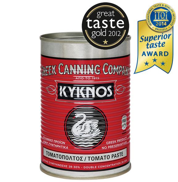Tomato Paste Kyknos (14oz)
