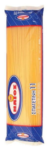 Spaghettini No.11 Helios (500g)
