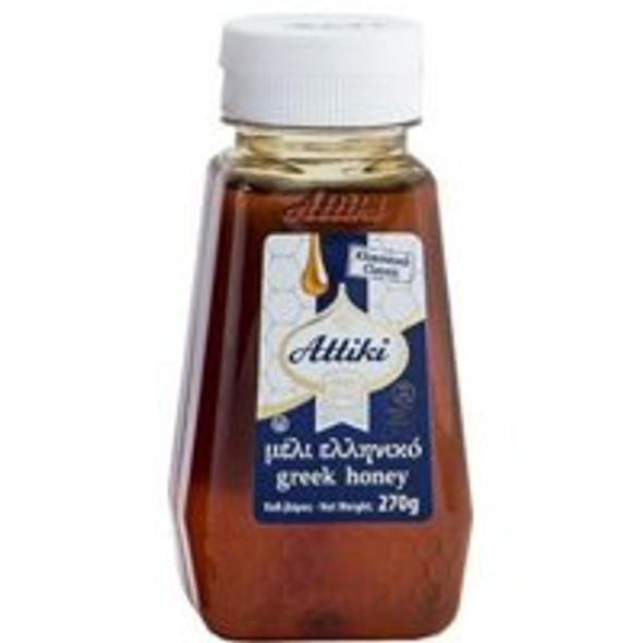 Attiki Honey Squeezable (270g)