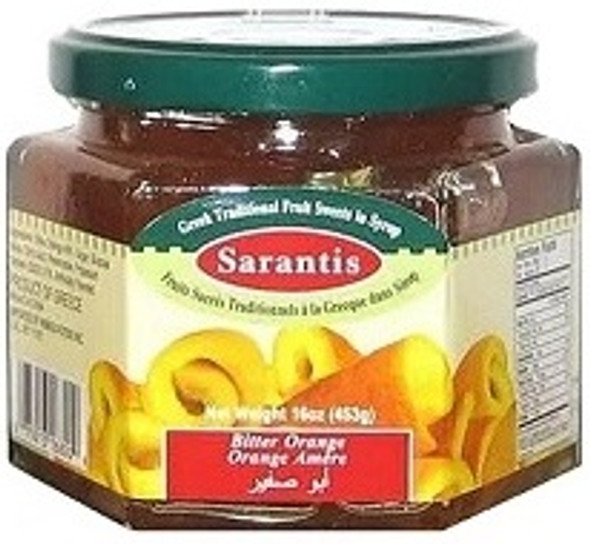 Bitter Orange Preserves Saradis (16oz)