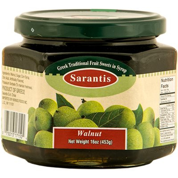 Walnut Preserves Saradis (16oz)