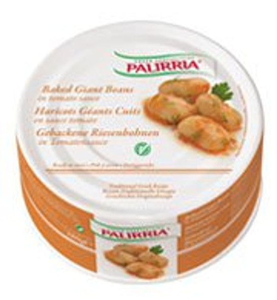 Greek Country Baked Beans & Legumes in Tomato & Onion Sauce Palirria (9.9oz)