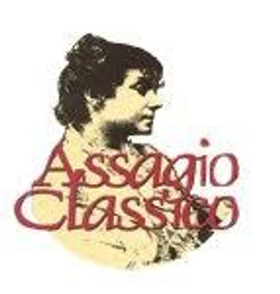 Quartered & Marinated Artichoke Hearts Assagio Classico (65oz)