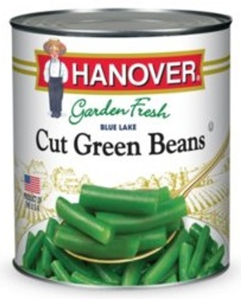 Cut Green Beans Havoner (102oz)