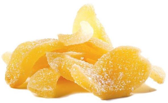 Crystallized Ginger (1lb)