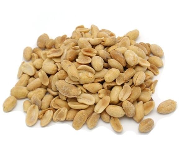 Peanuts Roasted & Salted (1lb)