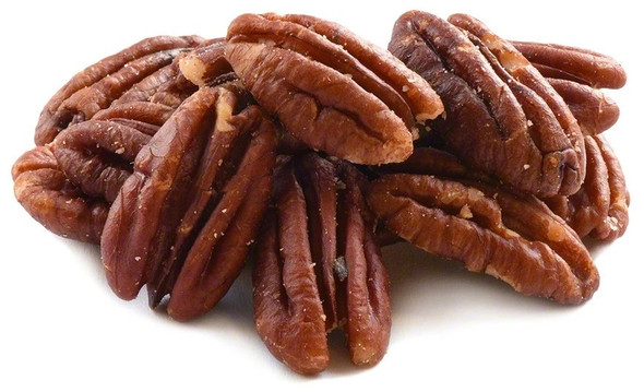 Pecans Roasted & Salted (1lb)