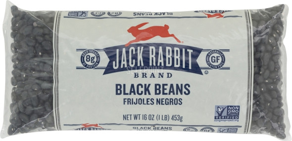 Black Beans & Legumes Jack Rabbit (1lb)
