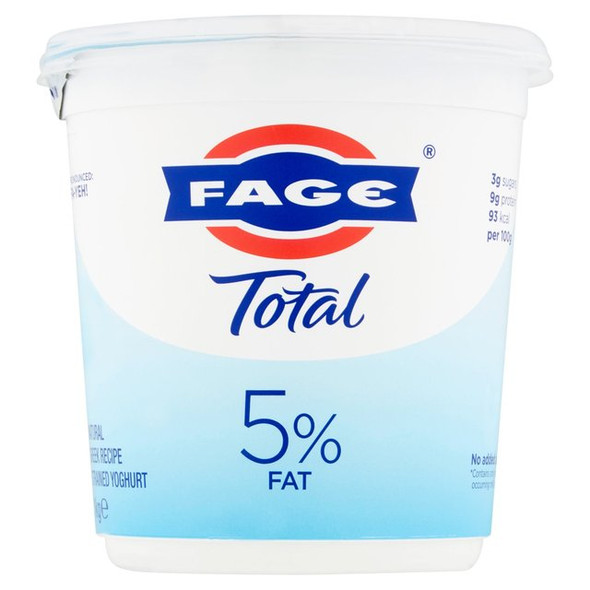 FAGE Total 5% Yogurt (1000g)