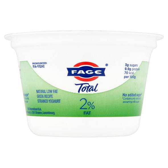 FAGE Total 2% Yogurt (500g)