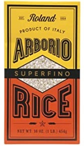 Arborio Superfino Rice Roland (16oz)