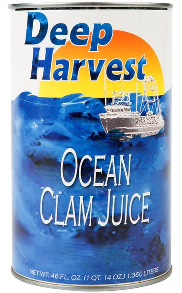 Ocean Clam Juice Deep Harvest (46oz)