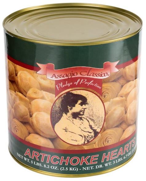 Artichoke Hearts Assagio Classico (2.5kg)