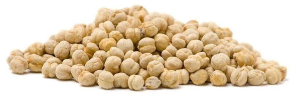 Yellow Chick Peas Roasted & Salted (1lb)