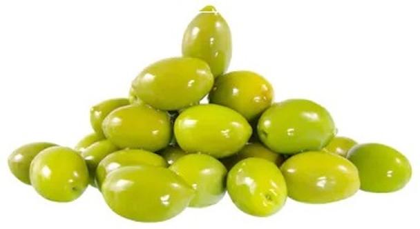 Green Whole Sicilian Olives